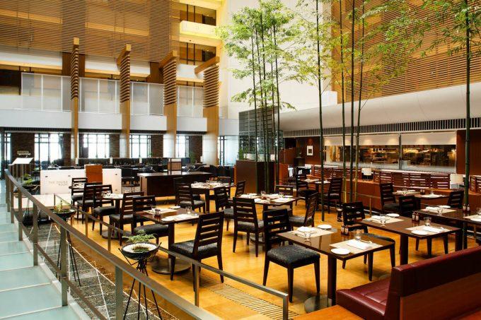 -ストリングスホテル東京インターコンチネンタル ザ ダイニング ルーム
