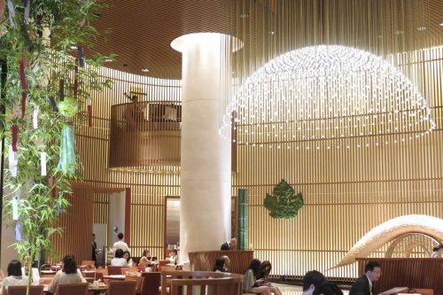 ザ・ペニンシュラ東京ホテル ザ・ロビー
