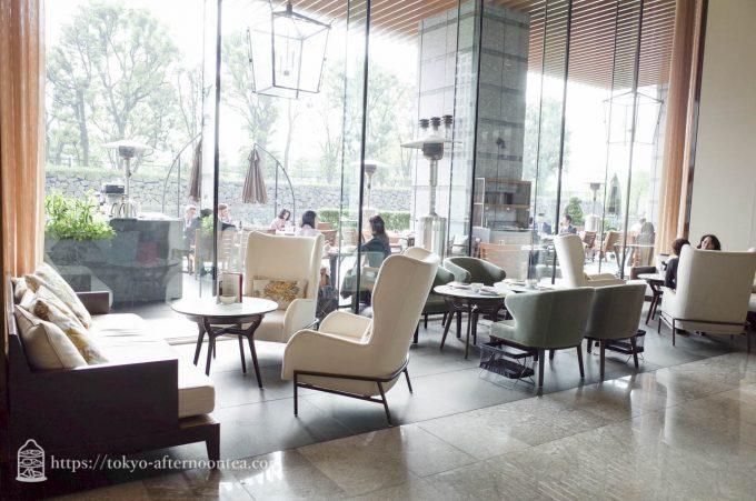 パレスホテル東京 ロビーラウンジ