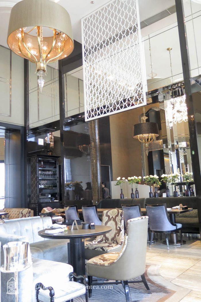 イリアンレストラン「ピャチェーレ」シャングリ・ラ ホテル 東京