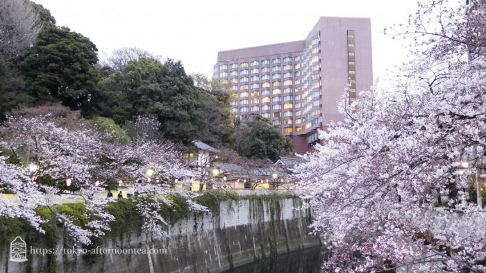 椿山荘 2017年4月