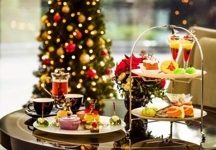 東京マリオットホテル Christmas Afternoon Tea